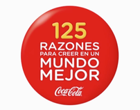 30 RAZONES (COCA COLA-MTV)