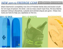Black Diamond Equipment Facebook Freeride Ski App
