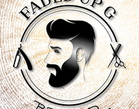 Faded UP G Barber
