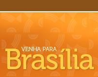 Venha para Brasília