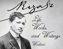 (Other) Cover design for Rizal Worktext