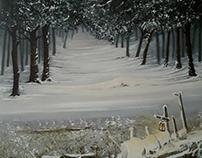 Falling Snow 15