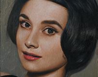 PORTRAIT Series - Oil painting