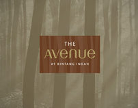 The Avenue at Bintang Indah : Brand Identity