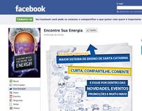 Fanpage Facebook   Encontre Sua Energia