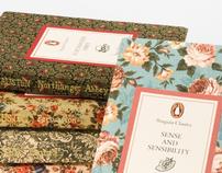 Jane Austen Book Covers