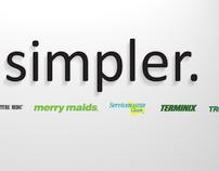 ServiceMaster: life. simpler.
