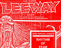 Flyer: Eddie Leeway Showcase