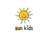 sun kids logo