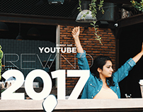 My year 2017 youtube rewind video