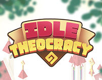 Idle Theocracy - Game art