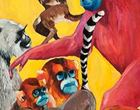 Monkey's Holt/ Małpi Gaj