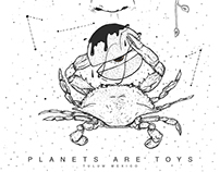 Planets Are Toys