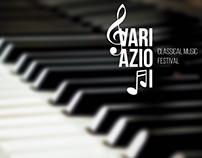 Manifesto Variazioni Classical Music Festival