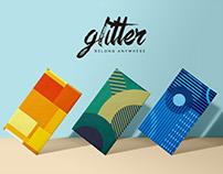 Glitter - Neo Plasticism