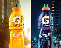 Gatorade - Day & Night