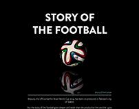 Story of the football - Longform, AJE