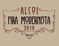 II FIRA MODERNISTA ALCOI 2018
