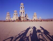 Burning Man 2011 Medium Formats