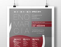 ENOMARCIA 2014 | POSTER