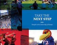 The University of Kansas Transfer Viewbook