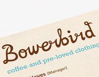 Bowerbird Cafe