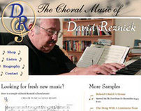 The Choral Music of David Reznick