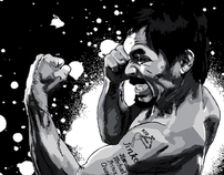 Manny Pacquiao (Pound-for-Pound King)