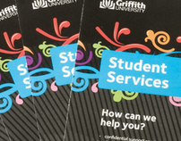 Student Services Brochure