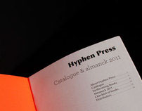 Hypen Press - Catalogue & almanack 2011