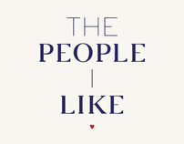 The People I Like
