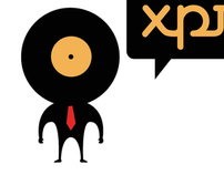 XPRMNTL Production - Logo