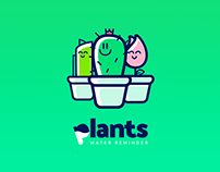Plants- Water Reminder App