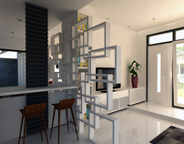 Firstari's one room apartment