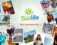 "Travel agency ""Sun Life Club"" (Kiev, Odessa ; Ukraine)."