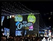Cornetto interactive game