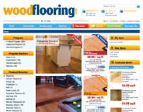 Woodflooring.com Website Redesign