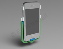 iPhone 360 photo case - Conceptual design