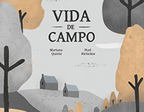Vida de Campo - Libro Album