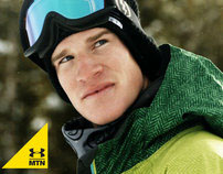 Under Armour MTN // Chas Guldemond