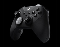 Xbox Elite Series 2, Microsoft Device Design Team