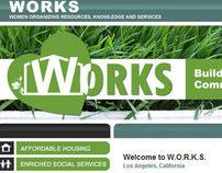 Website - W.O.R.K.S Non Profit