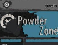 Website - Powder Zone