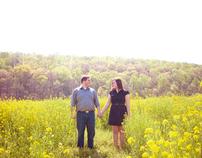 Kelsey + David | Engagement