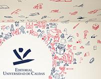 Mural Editorial Universidad de Caldas