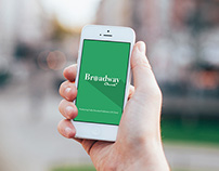 Broadway Church App