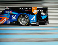 The Alpine Racing Project