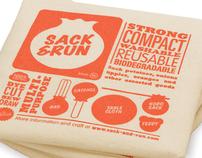 Sack & Run sling bag
