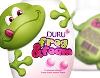 Frog&Foam