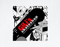 Gili's skateboards